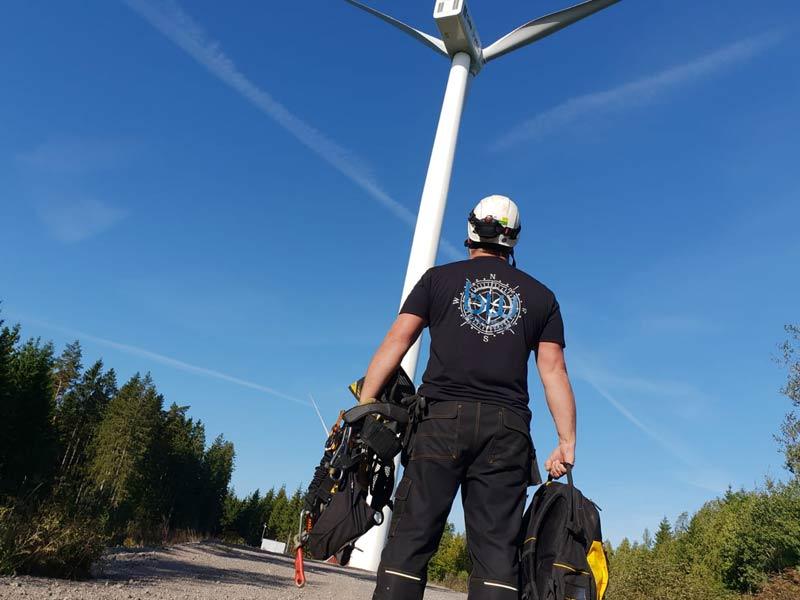 Servicetechniker für Windenergieanlagen (m/w/d)